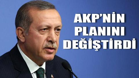 Erdoğan'dan 'millet ikna olmadı' itirafı
