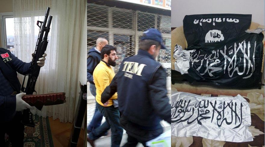 IŞİD'liler AKP'nin kayıtlı üyesi çıktı!