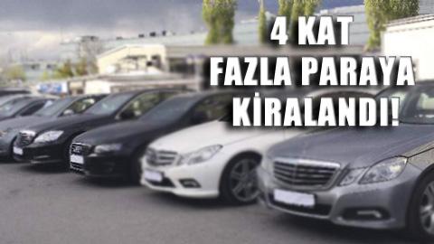 Bağcılar Belediyesi'nde lüks araç vurgunu