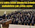 Erdoğan'dan CHP liderine ağır hakaret