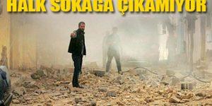 Korku şehri Kilis