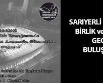 Sarıyer Beşiktaşlılar gecesine davet.