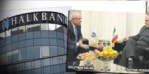 Halkbank müdürü ambargoyu delmiş