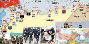 Yeni komşularımız: IŞİD, El Nusra, ÖSO.