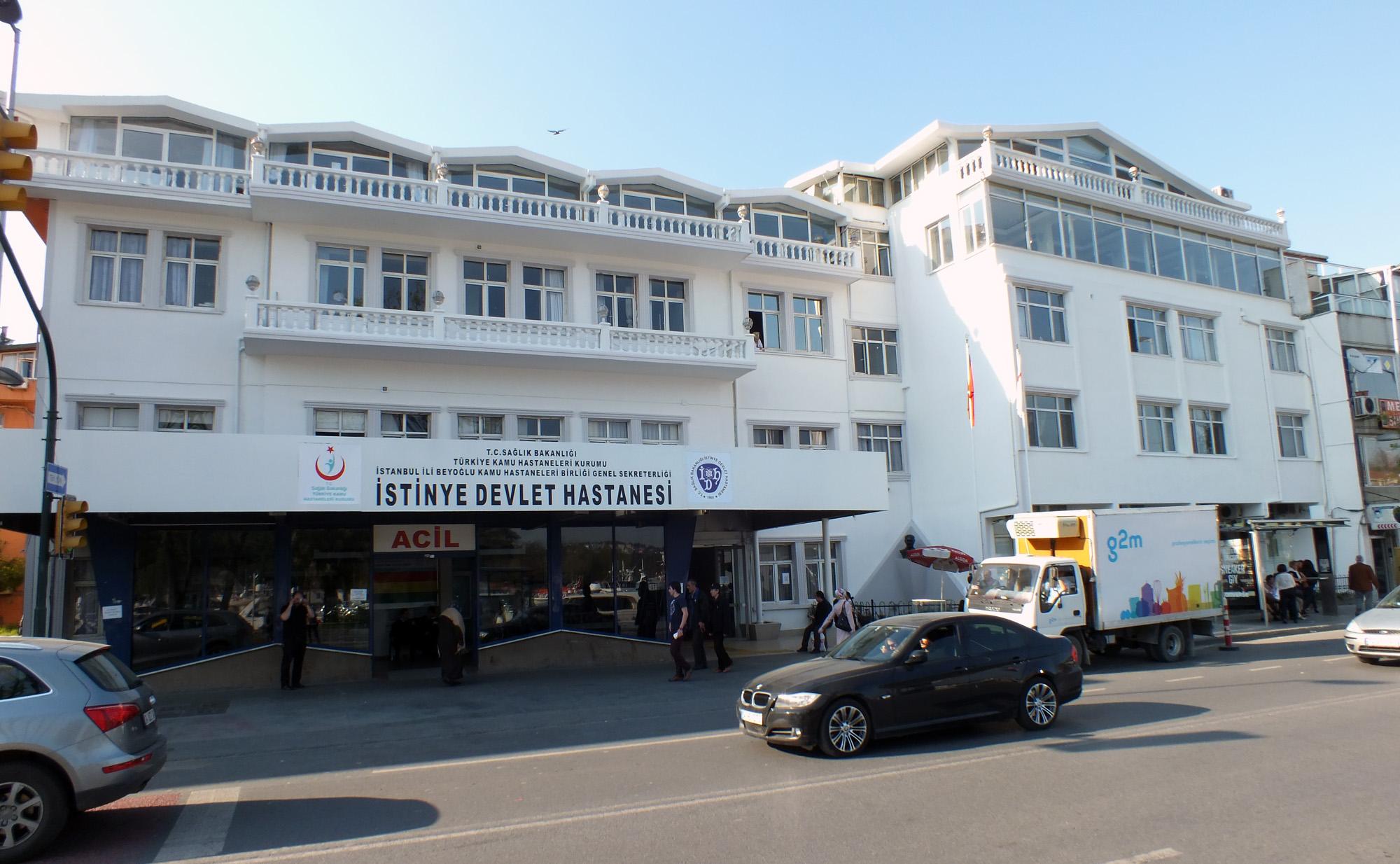 Hastaneye 'Vefa' mirası