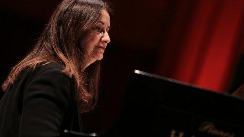 Aya İrini'de Eleni Karaindrou konseri
