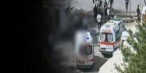 Gaziantep'te emniyete bombalı saldırı: 1 şehit, çok sayıda polis yaralandı