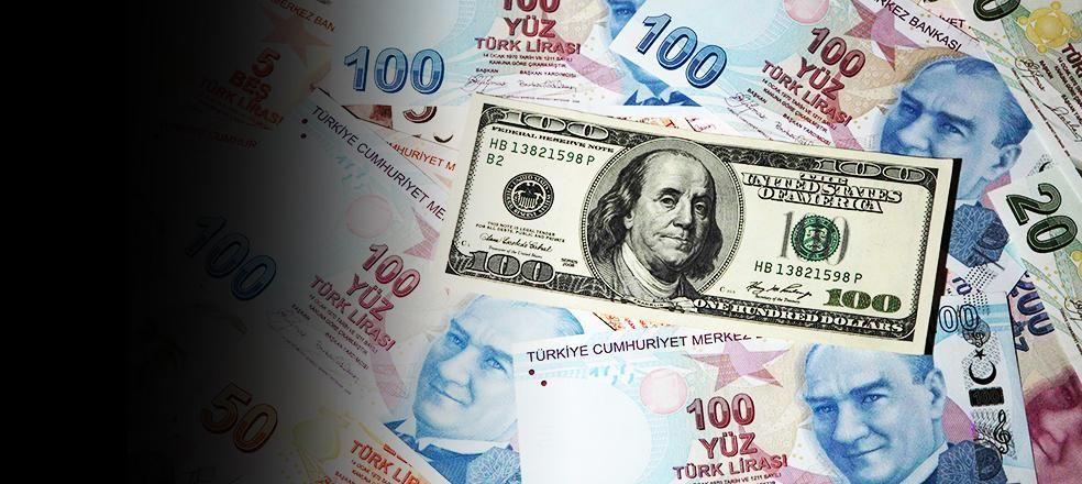 Piyasalar alev alev… Dolar ve avro zirveyi gördü