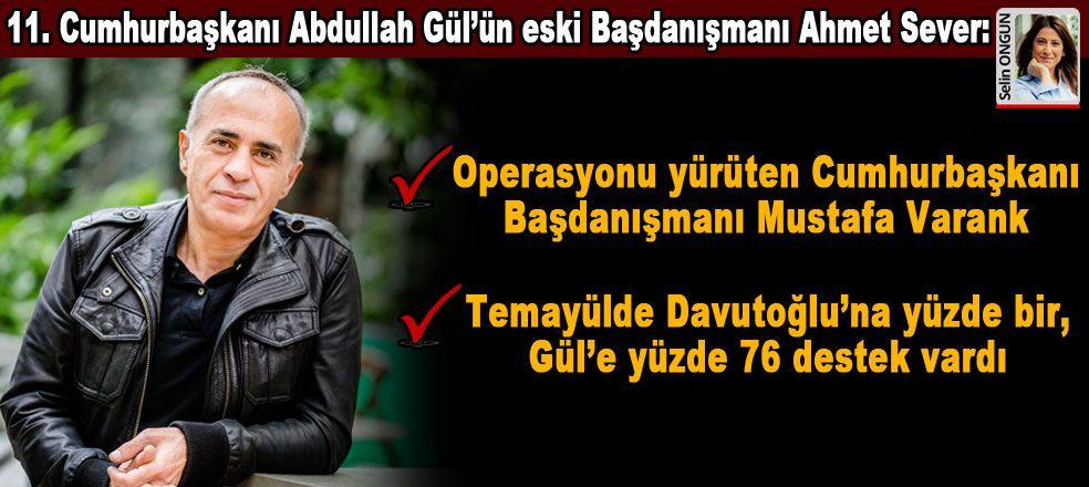 """Selin Ongun: """"Ahmet Sever: Trol'lerin talimatları Saray'dan geliyor"""""""