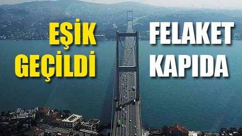İstanbul'un facia haritası