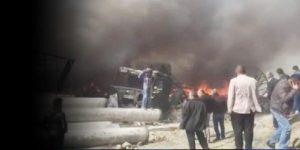 Van'da bombalı saldırı: 6 asker şehit, 2 yaralı