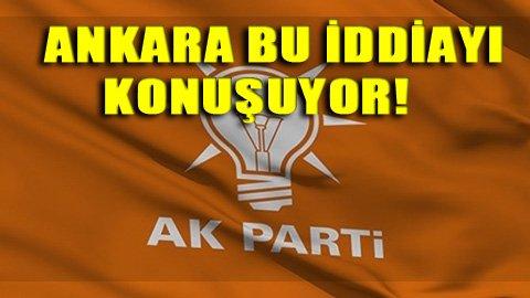 Hangi AKP'li yönetici odasını boşaltıyor?