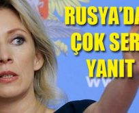 Rus Sözcü: Çavuşoğlu hapse girmeli
