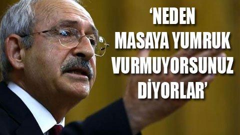 Kılıçdaroğlu'ndan sert üslup yanıtı