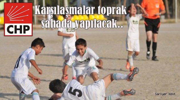 Sarıyer'de nostaljik futbol turnuvası