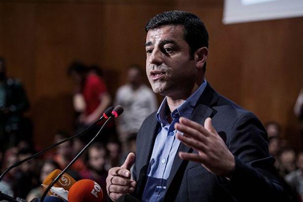Demirtaş'tan 2. parlamento açıklaması