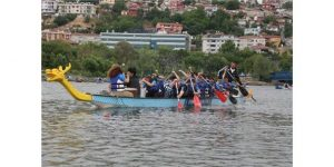 İstanbul'da Dragon Yarışları