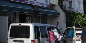 İzmir'de HDP'ye baskın
