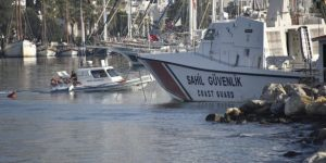 Hatay'da teknede patlama
