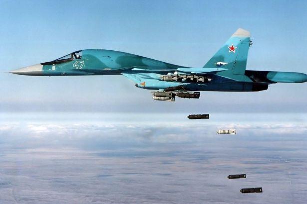 Rusya, Alevi katliamı yapanları vuruyor