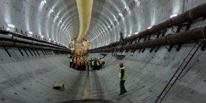 Tüneller için onay çıktı