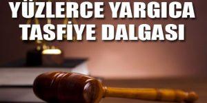 Yüksek yargıya da operasyon