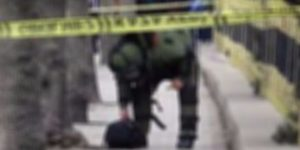Küçükçekmece'de bomba alarmı
