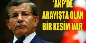 AKP'de Davutoğlu kırgınlığı