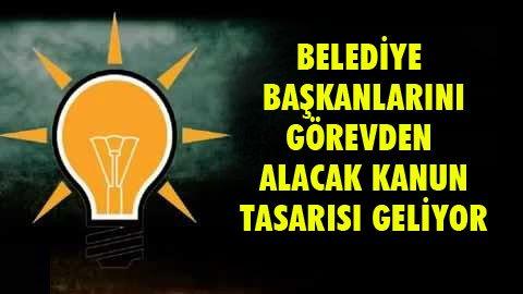 AKP'nin yeni hedefi 'belediye başkanları'