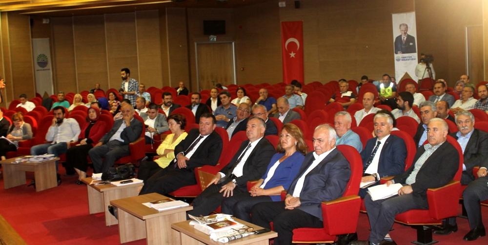 Belediye Meclisi Gergin yapıldı.