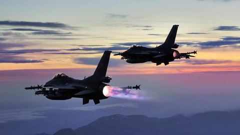 PKK'ya hava harekâtı