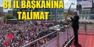 CHP lideri: Dik durun sert olun