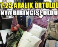 Türkiye yolsuzlukta zirveye çıktı!