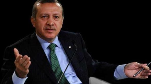 Almanya'dan Erdoğan kararı
