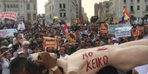 Kısırlaştırılan 300 bin Perulu kadın için adalet çağrısı