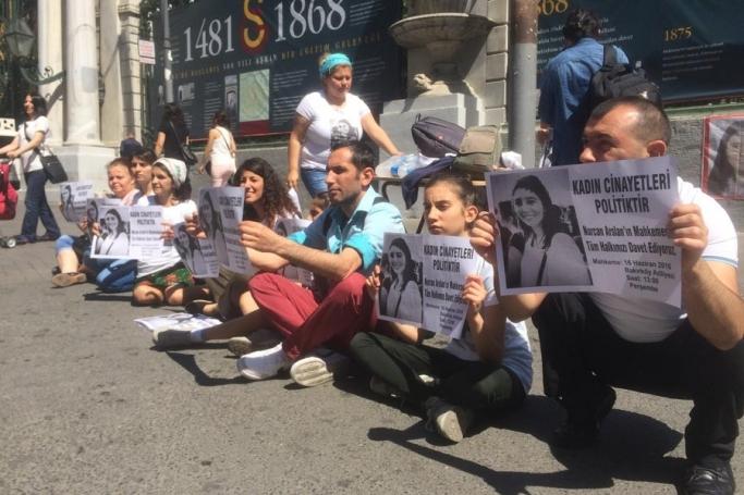 'Nurcan'ın katiline indirim istemiyoruz' –