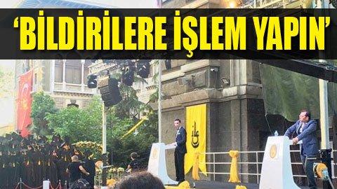 Erdoğan söyledi, MEB talimat verdi