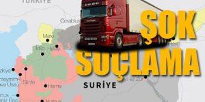 'Türkiye'den IŞİD'e TIR'larla silah gönderildi'