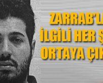 Reza Zarrab'ın herşeyi ortada