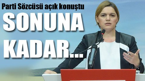 CHP'li Böke: Korkuları büyük
