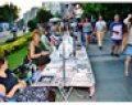 Antalya'da sanat sokağı kapatıldı