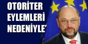 'Vize süreci Erdoğan yüzünden durduruldu