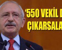 CHP lideri: AKP artık yönetemez