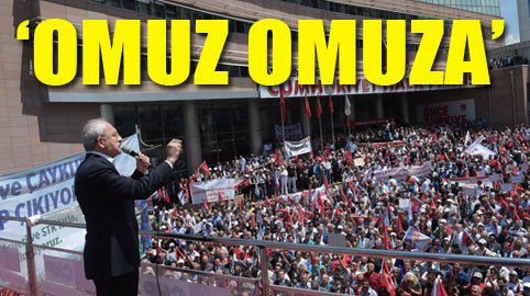 CHP lideri: Asla yolumuzdan dönmeyeceğiz