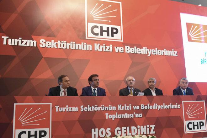 Turizm Krizi Sarıyer'de masaya yatırıldı