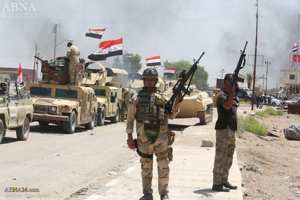 Felluce'de 500 IŞİD'li öldürüldü