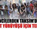 Taksim'deki LGBTİ yürüyüşü için tehdit