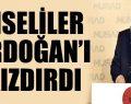 Liseli eylemleri Erdoğan'ı kızdırdı