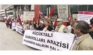 Maltepeliler, Karayolları Arazisi'nin peşini bırakmıyor