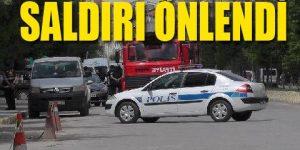 Valilik yakınında bomba yüklü araç bulundu